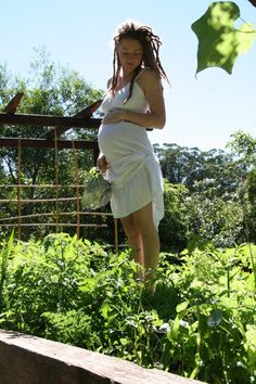 i want dreads when i get prego :)