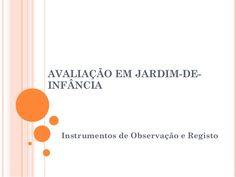 119696949 avaliacao em_jardim-de-infancia by Pelo Siro via slideshare