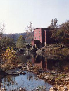 Dillard Mill  by Karen Long
