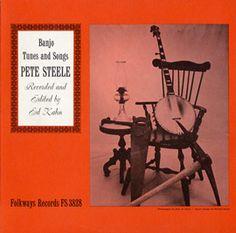 Smithsonian Folkways - Banjo Tunes and Songs - Pete Steele