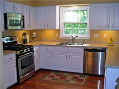 Best Small Kitchen Designs Tags Best Small L Shaped Kitchen L Shaped L Shaped