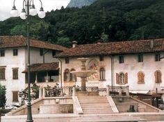Where I live: Maniago, Italy.