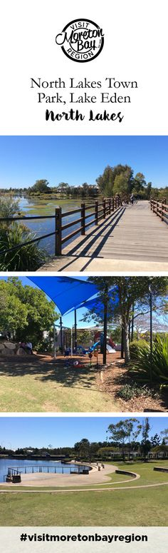 For a stunning park near Brisbane the Town Park Lake Eden in North Lakes will give you all the serenity you need. This park is set against the backdrop of the beautiful Lake Eden and promises a wonderful view from wherever you decide to place your picnic blanket. There is also a café for a quick and easy lunch or an aromatic coffee. #northlakes #moretonbay #visitmoretonbayregion #parks #naturelover #nofilter #queensland #thisisqueensland