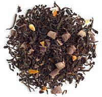 Davidstea - Chocolate Orange//Pu'erh tea, chocolate, orange peel, natural and artificial flavouring