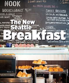The New Seattle Breakfast - Seattle Met's list of hot breakfast items, and which restaurants have the best ones. Seattle Restaurants, Seattle Food, Seattle Area, Western Washington, Seattle Washington, Washington State, Breakfast Items, Best Breakfast, Things To Do Seattle