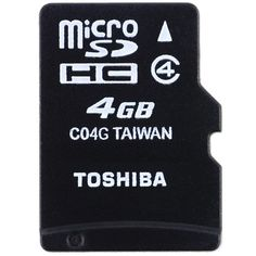 Get #Discount up to 65% OFF..!! Buy the #Toshiba 4GB #Micro SD Card #online from MosKart in India @pradeep034 @Tabs420 @tangrichamp @0c43288lvk3gt31