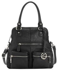 Style Handbag, Metro Medium Convertible Tote - Web Busters - Handbags & Accessories - Macy's