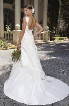 Casablanca Bridal Wedding Dress Style 1977 Dress | OneWed