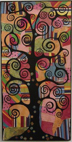 SWIRL TREE KARLA GERARD