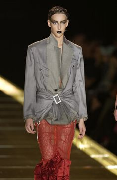 Christian Dior - spring summer 2003 - John Galliano