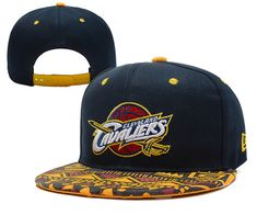 a9e344fc442 NBA Cleveland Cavaliers Fashionable Snapback Cap for Four Seasons Cleveland  Cavaliers Hats