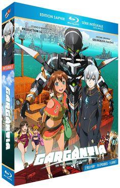 Gargantia - Intégrale + OAVs - Edition Saphir  2 Blu-ray  + Livret  - BLU-RAY