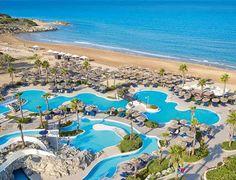 Olympia Oasis All Inclusive Hotel in Peloponnese    #LuxuryResortsGreece  #LuxuryHotelsGreece  #AllInclusiveHotelsGreece