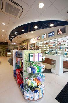 Design showcase: Nashi Pharmacy on London's Westbourne Grove - Retail Design World