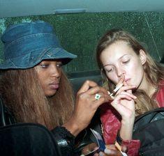 Twiggy, Devon, Brooklyn Baby, Karen, Women Smoking, My Vibe, Naomi Campbell, Celebs, Girlfriends