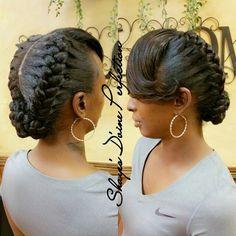 Goddess Braids With Bang Gallery goddess braids bangs shekeepsmylaughing Goddess Braids With Bang. Here is Goddess Braids With Bang Gallery for you. Goddess Braids With Bang 150 outstanding goddess braids that will make you. Goddess Hairstyles, Box Braids Hairstyles, Girl Hairstyles, Goddess Braids Updo, Beach Hairstyles, Boy Haircuts, Modern Haircuts, Funky Hairstyles, Formal Hairstyles