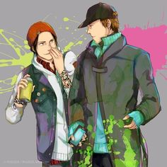 Idk where to put this Assassins Creed, Watch Dogs 1, Delsin Rowe, Cry Of Fear, Infamous Second Son, Captain Tsubasa, Game Concept Art, Cartoon Crossovers, Arrow Tattoos