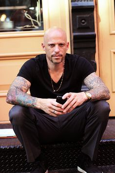 Ami James of NY Ink