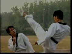 Técnicas de Tae Kwon-Do 3 - YouTube