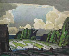 A.J. Casson Summer Storm 1942