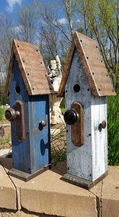 Birdhouse #homemadebirdhouses