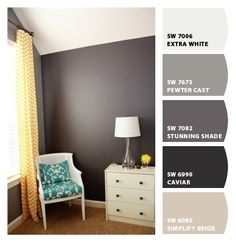 Stunning Shade - love it! Paint colors from Chip It! by Sherwin-Williams