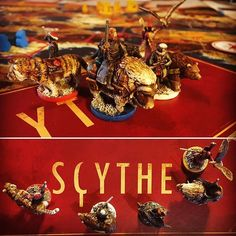 First game of the new year, and it's my first playthrough of Scythe! #scytheboardgame #scythe #boardgames #bgg #tabletopgames #boardgamegeek #boardgame #stonemaiergames