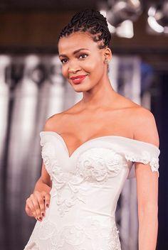 Maura Faial no desfile da Maxima Bridal - Novidades - Máxima.pt