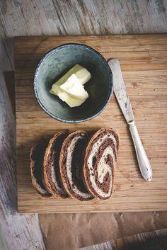 gluten free marble rye bread