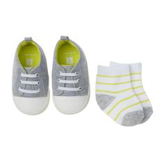 sneakers & sock set