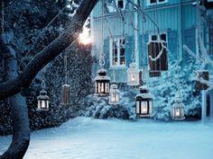 Hej vinterland! STOCKHOLM, Sweden