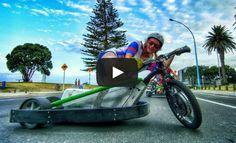 DRIFT DRIKE motorizzati spettacolare