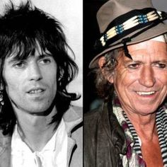 Old Rock Stars | List of Worst Aged Rock Stars