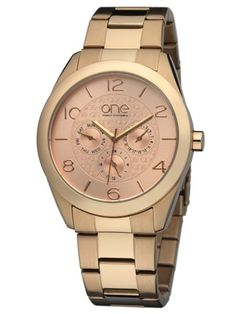 Relógio One Golden Age - OL5008RR42N