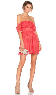 Lovers + Friends Dream Vacay Dress in Coral Reef | REVOLVE