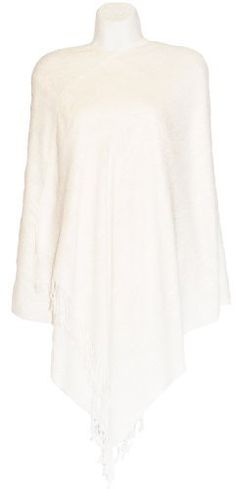 White Pashmina Shawl EastEssence. $24.49