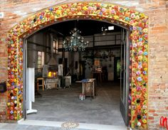 Murano Italy Glass Factory Tour - Venice | ... history of making glass from the Egyptian times to the present.