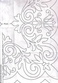 Cutwork Embroidery, Hand Embroidery Patterns, Quilt Patterns, Embroidery Designs, Applique Designs, Quilting Designs, Disney Colors, Motif Floral, Wire Crafts