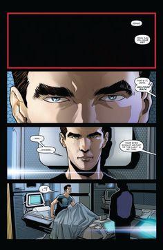 Star Trek IDW Publishing Comic Book - Khan #4 Khan Star Trek, Star Trek Spock, Khan Noonien Singh, Star Trek Into Darkness, Benedict Cumberbatch, S Star, British, Comic Books, Things To Come