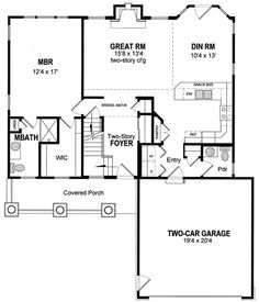 Plan 19518JF: 2 Story Bungalow With Options