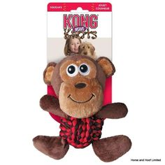 Kong Weave Knots Monkey Cuddly Knotted Rope Bellies Interactive Dog Toy Medium ** Continue to the product at the image link. (This is an affiliate link and I receive a commission for the sales) Jouet Kong, Ferret Toys, Toy Bulldog, Tough Dog Toys, Interactive Dog Toys, Teeth Cleaning, Cool Toys, Soft Fabrics, Pet Supplies
