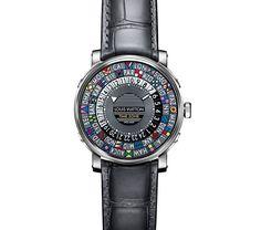 Louis Vuitton the Escale Timezone