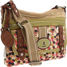 fossil spring purse - Yeah I saw this yesterday at Bon Ton...couldnt justify spending $108 on this purse, but I wanted it!