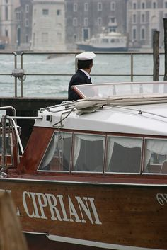 Best boat ride!! Hotel Cipriani Venice
