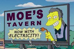 moe's tavern - Google Search