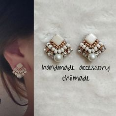 How To Choose Jewelry I Love Jewelry, Diy Jewelry, Beaded Jewelry, Jewelery, Handmade Jewelry, Jewelry Design, Jewelry Making, Unique Jewelry, Bead Embroidery Jewelry