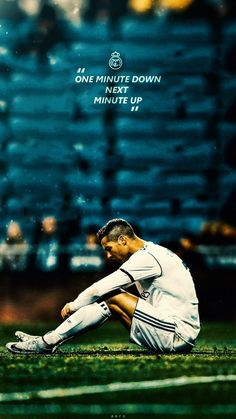 One minute down Next minute up Cristiano Ronaldo Quotes, Real Madrid Cristiano Ronaldo, Cristino Ronaldo, Cristiano Ronaldo Wallpapers, Ronaldo Football, Cristiano Ronaldo Juventus, Soccer Motivation, Fitness Motivation, Cr7 Quotes
