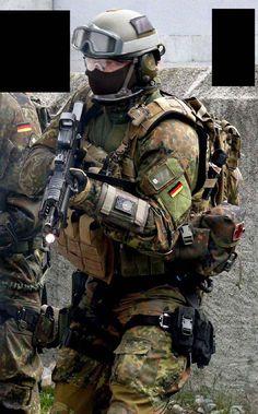 German Bundeswehr
