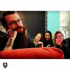 @im.costa Só as bonita! #friends #hair #hairstylist #nailbar #Nails #manicure #design #EspacoDellasBeautyBar #Escovaria #Boavista #PortoAlegre #Brasil#espacodellasbar #instarepost20