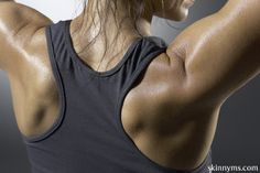 Sexy Summer Shoulders Workout - Summer is just around the corner and nothing is sexier than defined shoulders! This is the one workout to make it happen. #fitness #shoulderworkout